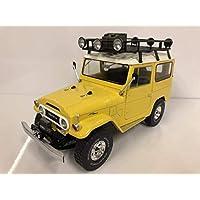 Triple 9 – Toyota Land Cruiser FJ40 – 1967 Coche en Miniatura de colección, ...