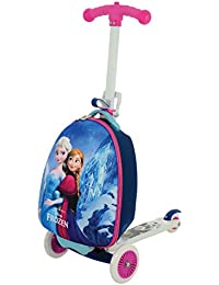 Disney Frozen M004061 Scootin Suitcase, Purple