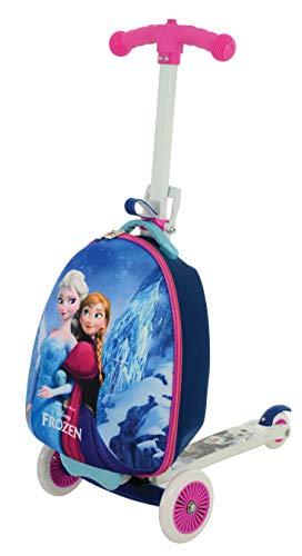 Disney Frozen M004061 Scootin Valigia Viola