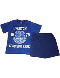 Everton F.C. - Pijama dos piezas - para niño