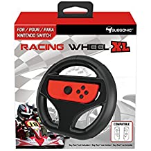 """Subsonic - Volant """"Racing Wheel"""" Taille XL pour Nintendo Switch"""