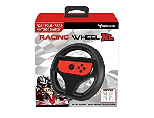 subsonic volant racing wheel taille xl pour nintendo switch jeux vid o. Black Bedroom Furniture Sets. Home Design Ideas