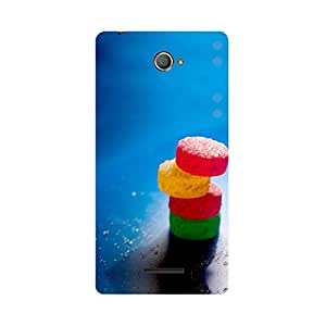 Digi Fashion premium printed Designer Case for Sony Xperia E4