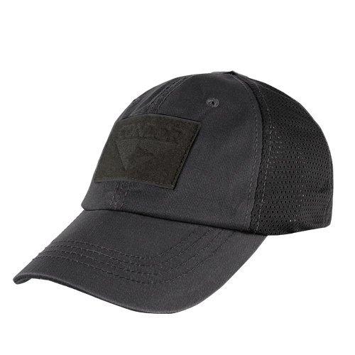 Product: TMC-002 Condor Tactical Cap Color: Black Material: 100% Cotton, Nylon Size. only