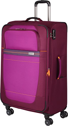 travelite-valise-trolley-meteor-avec-4-roues-taille-l-rouge-koffer-77-cm-105-liters-rot-rouge