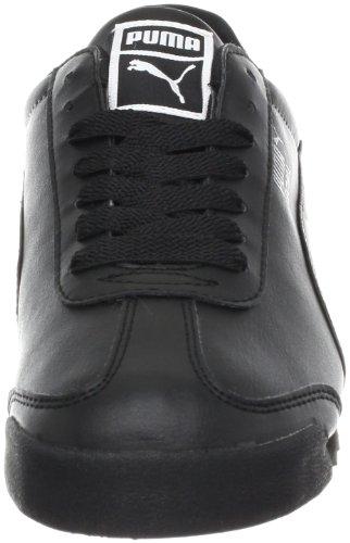 Puma  Roma Basic, Baskets mode pour homme White-teamregalRed Black Black