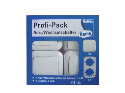 UniTEC 1-poliger Ausschalter