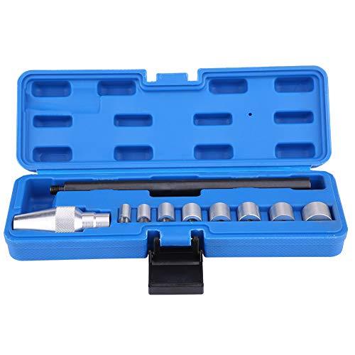 GOTOTOP 10 Stück Auto Kupplungsausrichtungswerkzeug Set Kupplung Zentrierwerkzeug Ausrichtungswerkzeug Set Universal mit Blauer Tragetasche