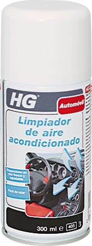 Hg Spain. 369030130 - Limpiador coche a/acond hg
