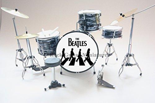 RGM377 Ring Starr Beatles Abbey Road Miniaturschlagzeug