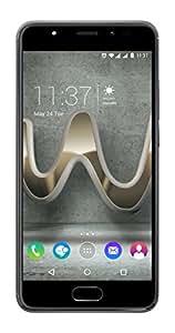 Wiko U Feel Prime Smartphone Portable Débloqué 4G (Ecran: 5 Pouces - 32 Go - Double Nano-SIM - Android 6.0 Marshmallow) Anthracite