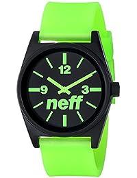 Neff Armbanduhr Daily Watch - Accesorio para dispositivos electrónicos, color Multicolor, talla Única