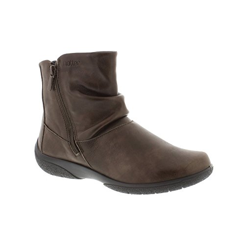Hotter Whisper Extra Wide - Mushroom (Brown) Womens Boots 8 UK