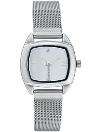 Fastrack Urban Kitsch Upgrades Analog White Dial Women's Watch - NE6001SM01