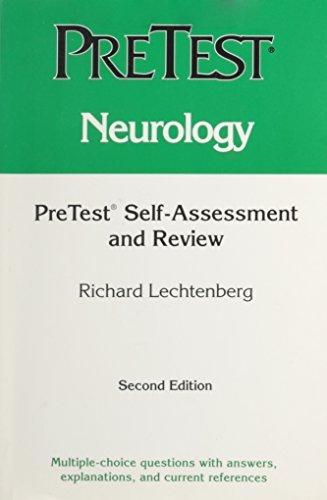 Neurology: Pretest Self-Assessment and Review by Richard, M.D. Lechtenberg (1994-10-01)