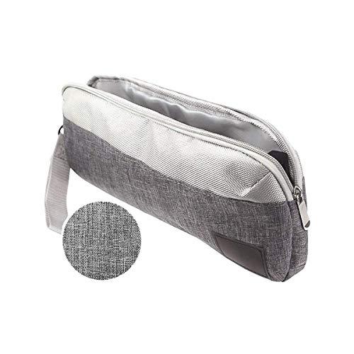 Moman Gimbal Tasche Tragetasche Schutzhülle für Zhiyun Smooth 4 Smooth Q, DJI Osmo Mobile, Handtasche für 3 Achsen Smartphone Gimbal Handheld Stabilisator Leicht Wasserdicht Grau