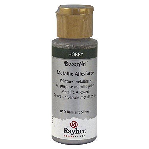 Rayher 38001610 Metallicfarbe