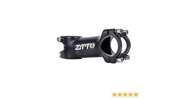 Lixada 32//60//80//90 100mm Gambo Leggero ad Alta Resistenza 31,8 mm per XC AM MTB Mountain Road Bike Accessori per Biciclette Parte Manubrio