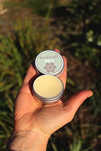 Natürliche Formel Lippenbalsam (Alle natürlichen Lippenbalsam / Chapstick - Bienenwachs-Formel - Lippenreparatur-Therapie - 100% natürlich - Perfekt für rissige Lippen - Zutaten aus lokaler Herkunft - Unscented + Non Sticky)