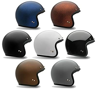 BELL Custom 500 - Casque Jet de Moto/Scooter