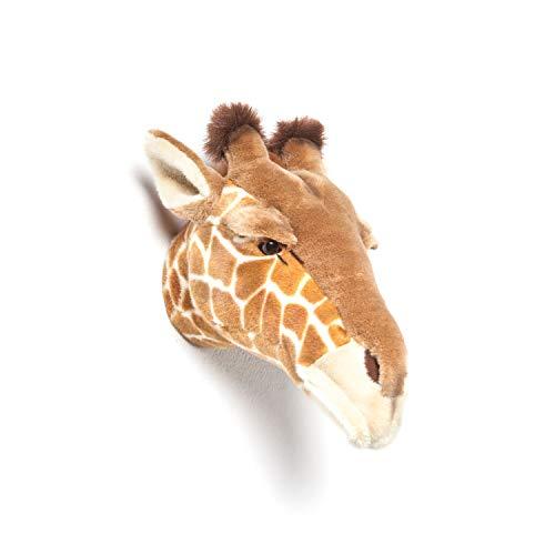 Bibib Trophée - Tête de Girafe en Peluche