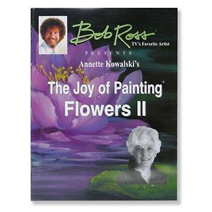 bob-ross-livre-the-joy-of-painting-flowers-ii