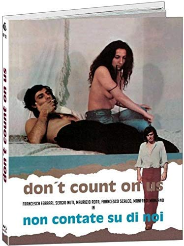 Non contate su di noi - Don't Count on Us - Limited Edition - Mediabook, Cover A [Blu-ray]