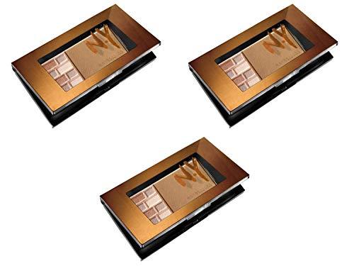 Bricks Bronzer Puder Bronzing 02 Bräunungs-Brille, 3 Stück