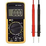 DAXGD Multimetro digitale DT-9205A Multimetro LCD AC/DC Amperometro Tester di capacità