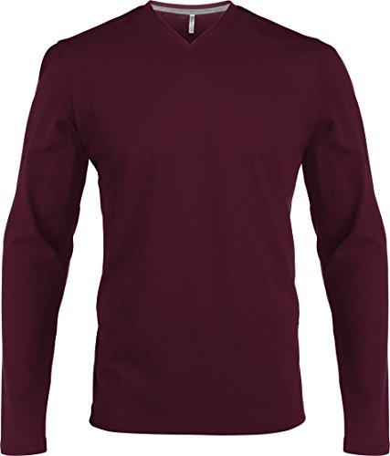 Kariban Herren T-Shirt Rose