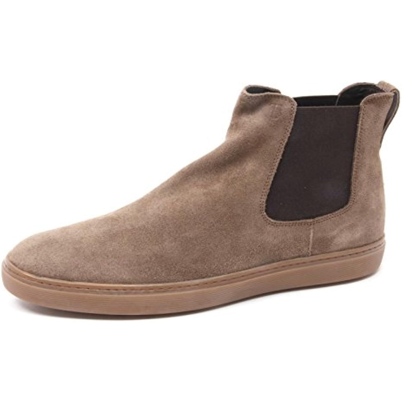 Tod's B4070 Beatles Uomo Polacchino Elastico Shoe Marrone Chiaro Shoe Elastico Boot Man - B01N7YVM46 - b94b9a