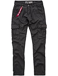 Alpha Industries Hose Petrol