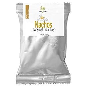 ProVista High Protein Chips – 45% Eiweiss – Tortitos – Protein Nachos – 10 x 30g (BBQ)