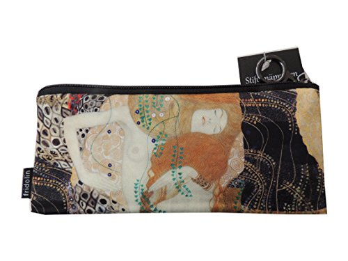 "Fridolin - Astuccio ""Klimt - Water Serpents I"