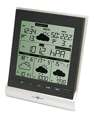 TFA 35.5020.IT Wetterdirekt Wetterstation Genio 300 satellitengestützt von TFA - Du und dein Garten