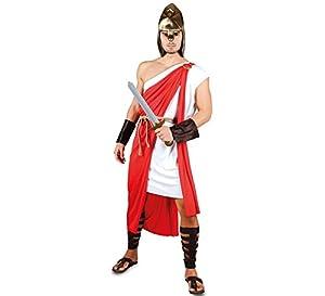 Fyasa 706065-t04macho disfraz de romano, grande