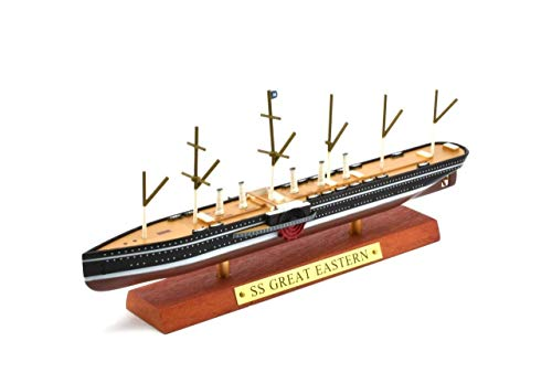 Gebraucht, Atlas SS Great Eastern 1:1250 Schiffsmodell Maßstab gebraucht kaufen  Wird an jeden Ort in Deutschland
