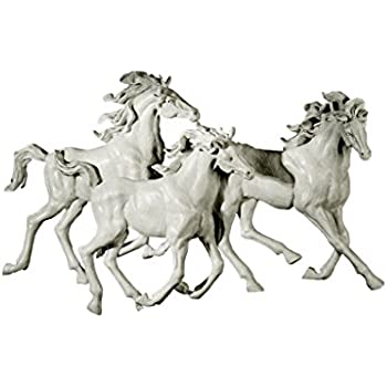 Design Toscano NG32245 Los Tress Ceballos Del Castillo Alomar Wall Sculpture