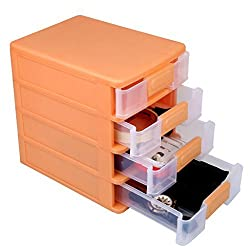 Cello System Polypropylene Mini Box - Peach