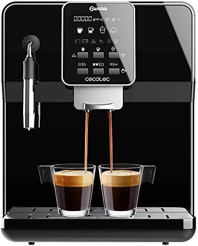 Cecotec Machine à café megatomatique PowerMatic-ccino 6000 Serie Nera