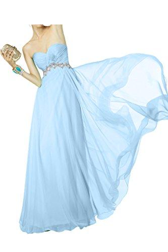Victory Bridal - Robe - Crayon - Femme Bleu - Himmel Blau