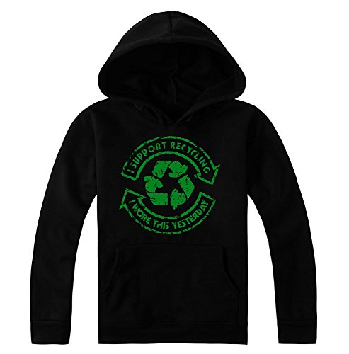 Karma Recycling Women's Hoodie Pullover XX-Large