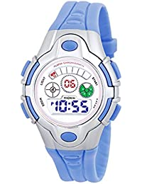 Vizion Digital LCD Multicolor Dial Watch for Kids-VZN-B2058-5