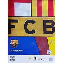MI RINCON Cortina DE BAÑO FCB, FC Barcelona, BARÇA, ...