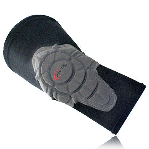 Full Force Wear All Sports Soft Armour Ellenbogenschoner - schwarz Gr. S