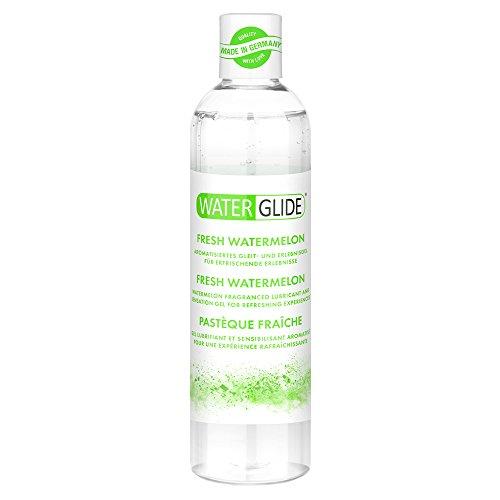 Gleitgel Waterglide, wasserbasierte Langzeitwirkung, Wassermelone-Aroma, 300 ml