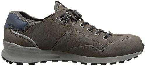 ECCO Cs14 Men's, Sneaker a Collo Basso Uomo Grigio (Grau (DARK CLAY/PAVEMENT 58737))