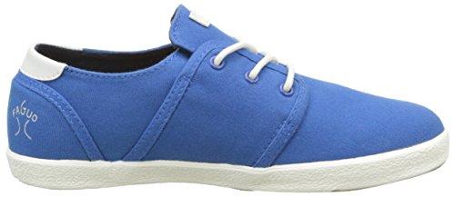 Faguo Cypress Lacet, Sneakers Basses mixte enfant Bleu (S1651 Cobalt)