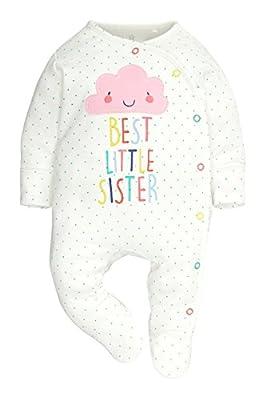 next Bebé-Niñas Pijama Nube Sister (0 A 18 Meses)
