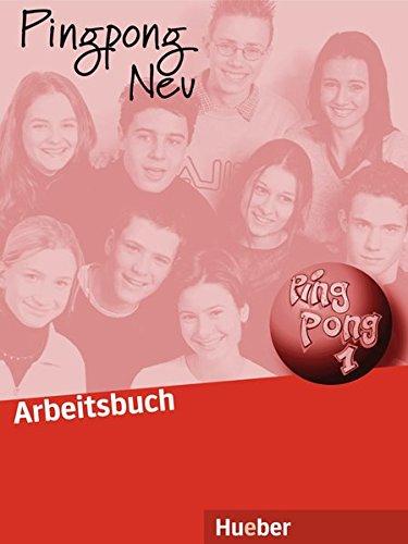 Pingpong Neu, Arbeitsbuch